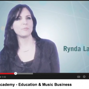 Rynda_Laurel_Midem_academy video 1